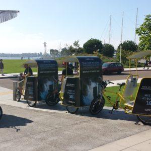 Abbvie Pedicab Campaign San Diego