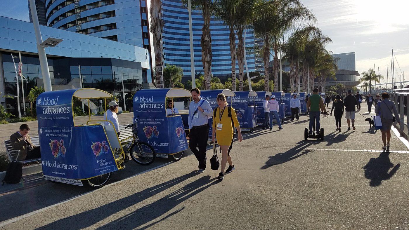 Pedicab Ride San Diego